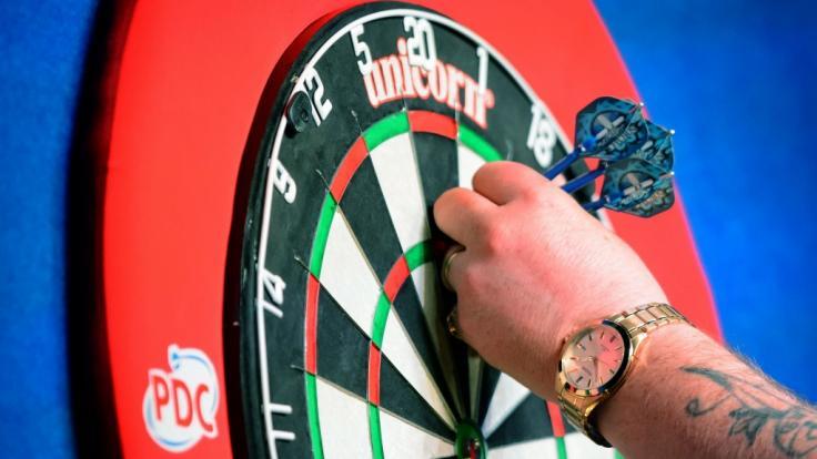 In Gelsenkirchen traf sich die Elite des Darts-Sports zu den German Darts Masters.