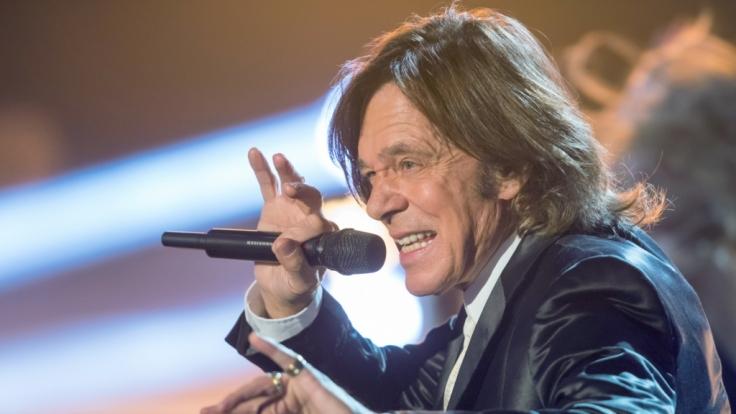 Jürgen Drews musste wegen einer starken Bronchitis seine Konzerte absagen.
