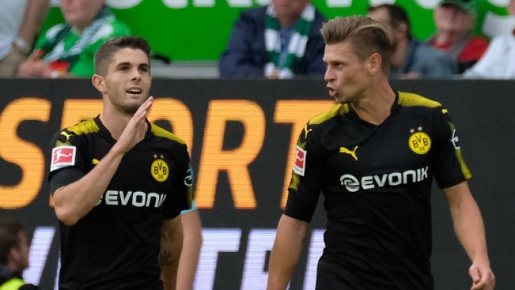 Heimspiel Borussia Dortmund: Die aktuellen Spielergebnisse der 1. Fußball-Bundesliga bei news.de.