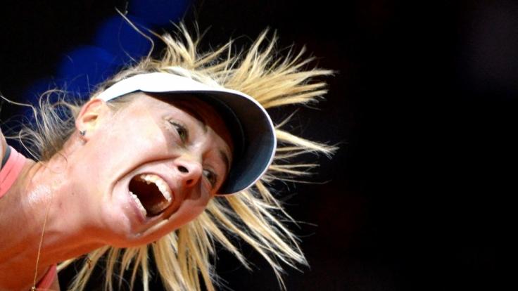 Tennis-Star Maria Scharapowa wurde positiv auf Meldonium getestet.
