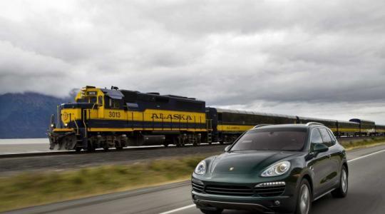 Die besten Bilder zu Porsche Cayenne Diesel USA: Diesel für Alaska (Foto)
