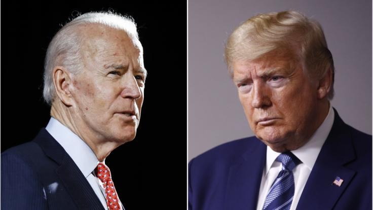 US-Wahlen 2020: Hier können Sie die US-Präsidentschaftswahlen in der Nacht vom 3. auf den 4. November im Live-Stream und TV mitverfolgen.