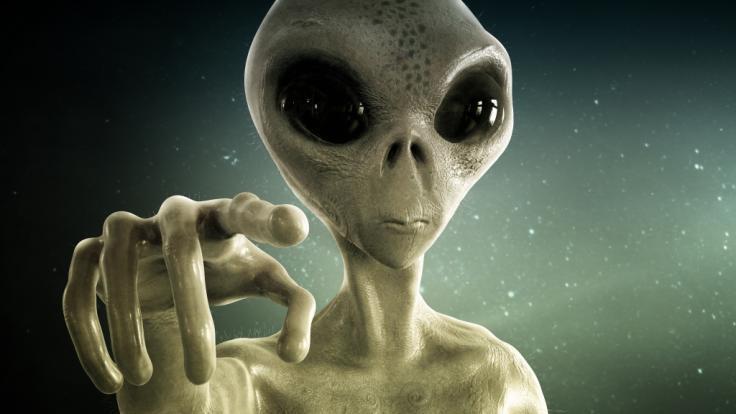 Die US-Amerikanerin Stephanie Sanchez berichtet von ihren plastischen Begegnungen mit außerirdischen Lebewesen (Symbolbild). (Foto)