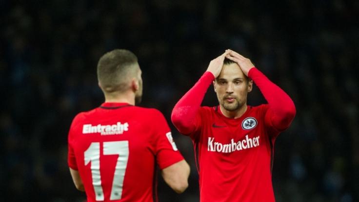 Eintracht Frankfurt will ins Halbfinale im DFB-Pokal einziehen.