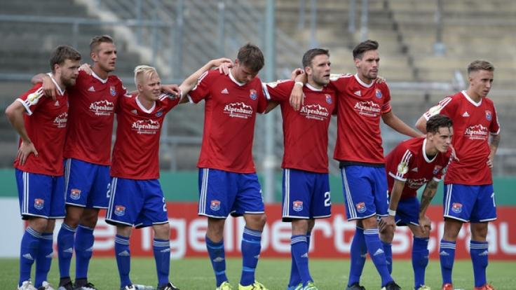 Heimspiel SpVgg Unterhaching: Die aktuellen Spielergebnisse der 3. Liga bei news.de (Foto)