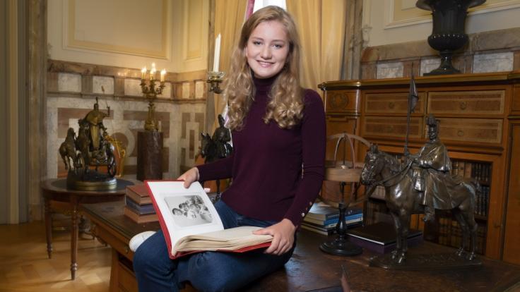 Prinzessin Elisabeth von Belgien wird künftig an der Universität Oxford die Schulbank drücken. (Foto)