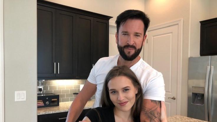 Vorwürfe überschatten die Beziehung von Michael Wendler und Laura Müller.