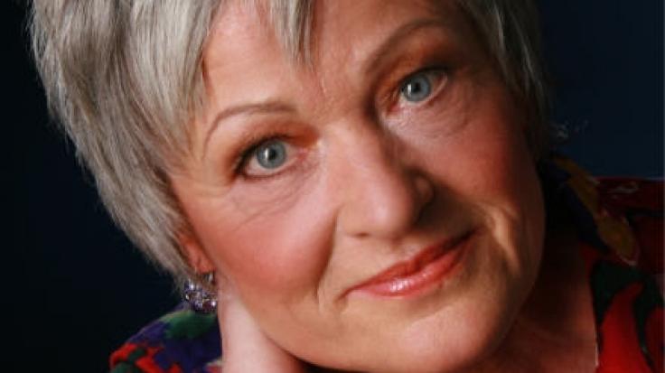 Anna Maria Lange ist seit zehn Jahren Stilberaterin. (Foto)