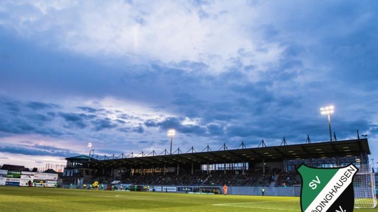 Alles zum aktuellen Spiel des SV Rödinghausen lesen Sie hier auf news.de. (Foto)