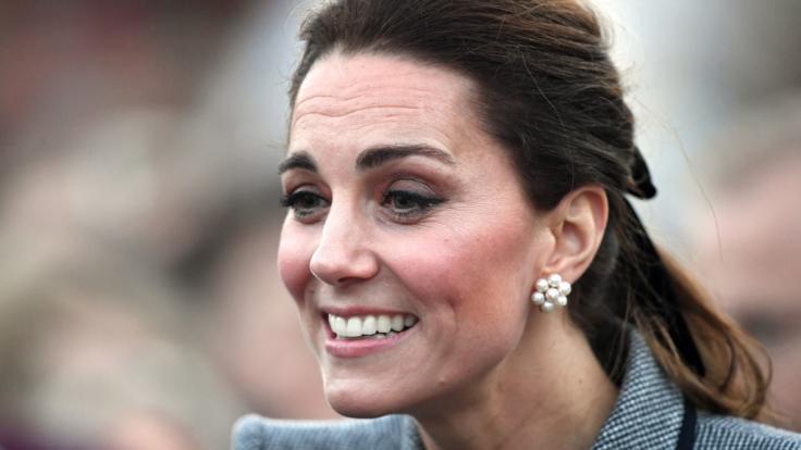 Auch Kate Middleton hatte anfangs Probleme am Hofe. (Foto)