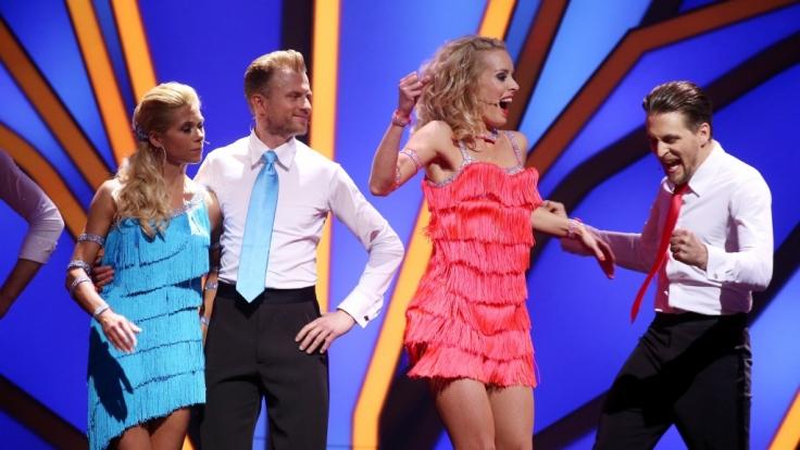Schnappt sich Alexander Klaws den Sieg bei Let's Dance?
