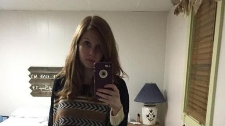 Dieses Mädchen ging mit ihrem Hund spazieren und wurde belästigt. «‹Verdammt, Mädchen, warum trägst du einen Pulli, der deinen Arsch bedeckt?›»