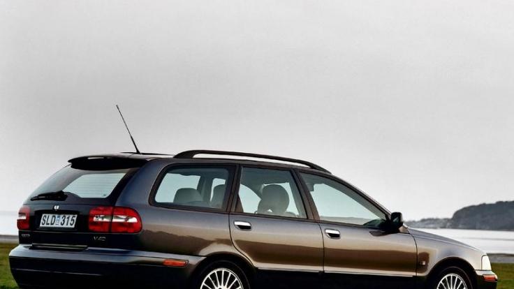 Der schicke Volvo ist vor allem als Kombi beliebt. Allerdings ist er nicht ganz zuverlässig. (Foto)