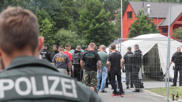 Extremismus in Deutschland (Foto)
