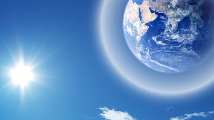 Wegen der zunehmenden Hitze der Sonne droht der Erde der Sauerstoff auszugehen. (Foto)