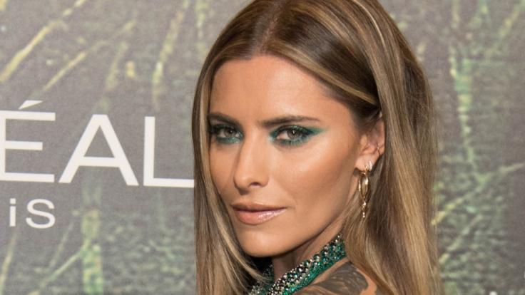 Sophia Thomalla zeigte sich sexy im Netz. (Foto)