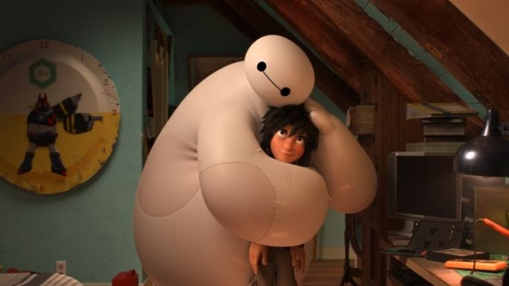 Baymax und Hiro wurden erst durch die Animation von erfahrenen Disney-Animatoren zu wahren Helden. (Foto)