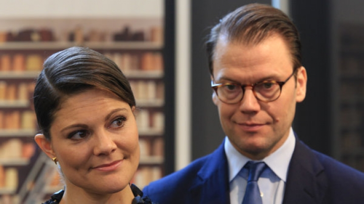 Schwedens Kronprinzessin Victoria und Prinz Daniel. Zu ihrem Freundeskreis gehören auch einige der reichsten Menschen dieser Erde.