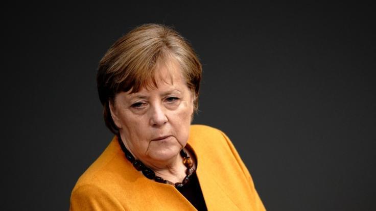 Bundeskanzlerin Angela Merkel wird sich am 12. April nicht mit den Ministerpräsidenten der Länder zu einem neuem Corona-Gipfel treffen. (Foto)