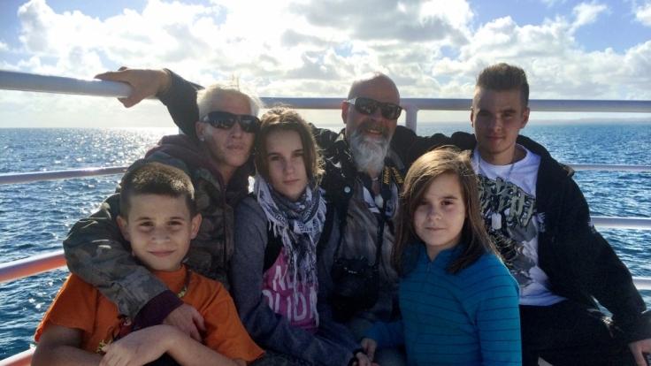 Familie Peuler beim Wale Watching: Zerbricht die Familie, weil Susi weg will?