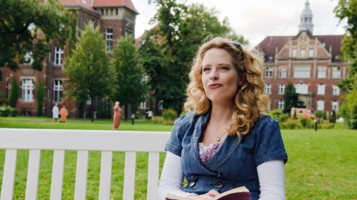 Gretchen (Diana Amft) ist seit ihrer Kindheit in Marc Meier verliebt. (Foto)