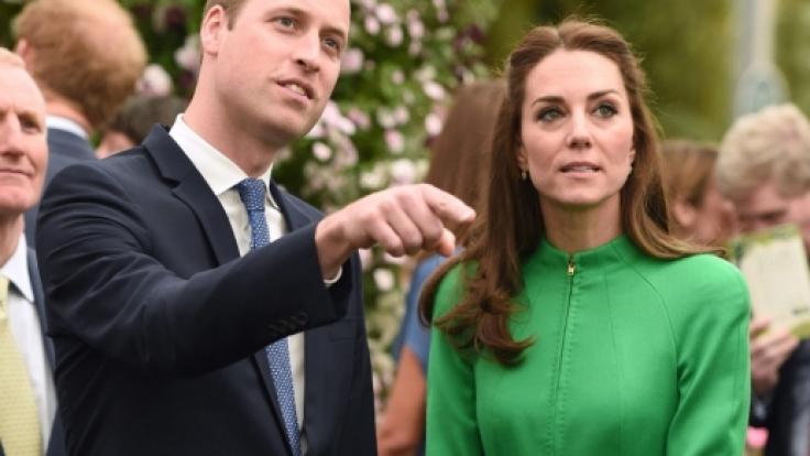 Alles aus beim royalen Traumpaar? In der der Ehe zwischen Kate und William soll es mächtig kriseln.