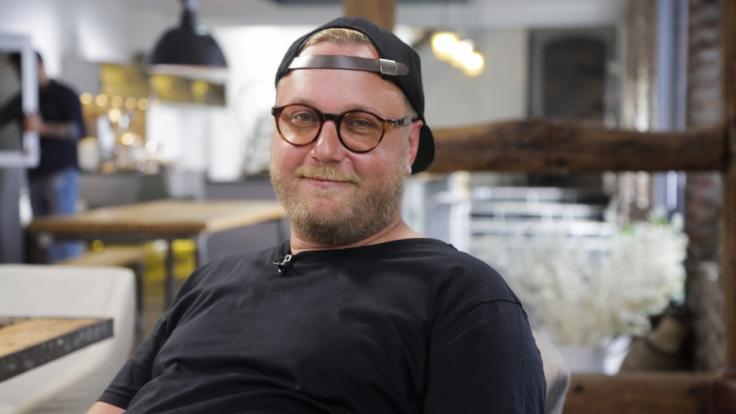 """Max Strohe bei""""Kitchen Impossible 2020 – Die Tagebücher der Küchenchefs"""" auf Vox / TV Now. (Foto)"""