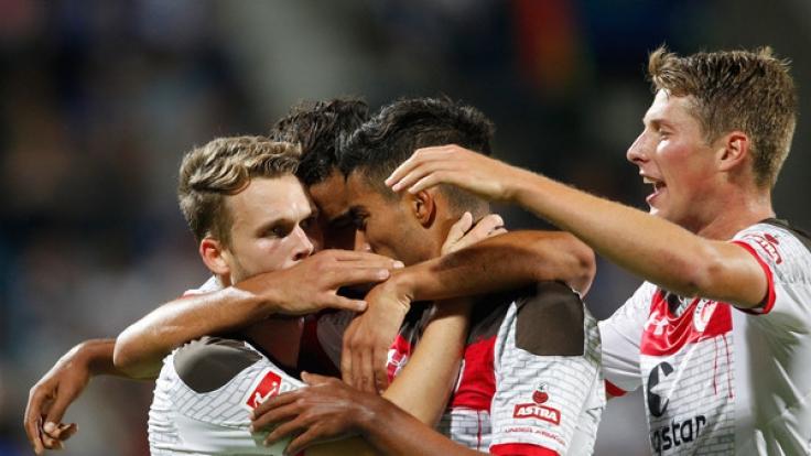 Heimspiel FC St. Pauli: Die aktuellen Spielergebnisse der 2. Fußball-Bundesliga bei news.de.