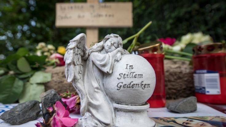 In Wiesbaden ist die Trauer um Susanna Maria F. groß. Die 14-Jährige ist einem Sexualmord zum Opfer gefallen. (Foto)