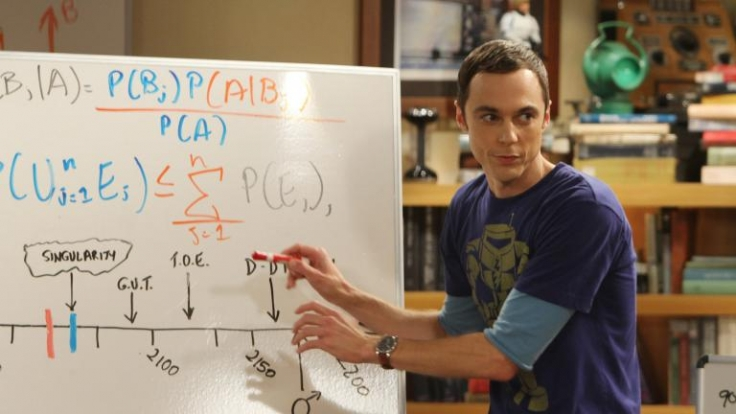 Als Super-Nerd wurde Dr. Sheldon Cooper (Jim Parsons) in