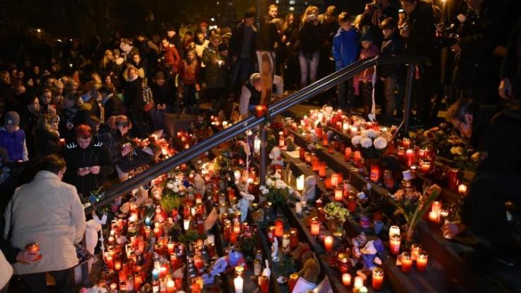 Deutschland reagierte geschockt auf die Kindermorde 2015.