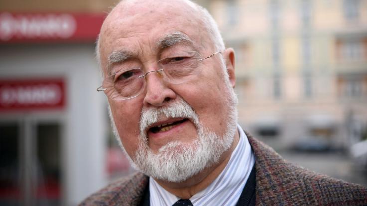 Ludwig Haas ist mit 88 Jahren gestorben. (Foto)
