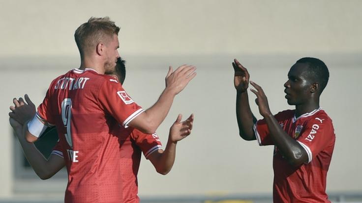 Heimspiel VfB Stuttgart: Die aktuellen Spielergebnisse der 1. Fußball-Bundesliga bei news.de.