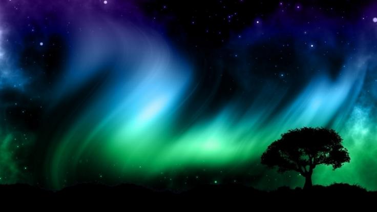 Im Juni 2015 kann man in Deutschland Polarlichter am Himmel beobachten. (Foto)
