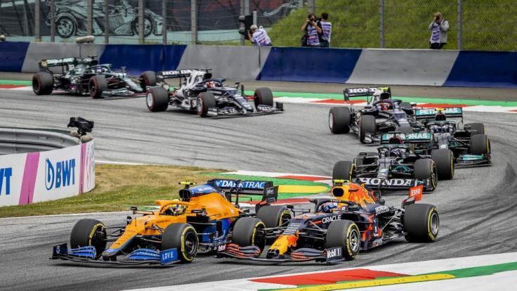 Wer macht beim Großen Preis von Großbritannien in Silverstone das Rennen? (Foto)