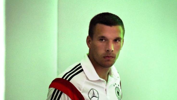 Kommt Lukas Podolski zurück in die Fußball-Bundesliga?