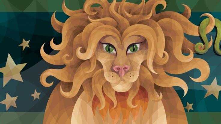 Selbstbewusst, optimistisch, kampflustig - Löwen im Horoskop