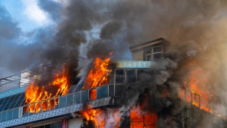 Axel G. sprengte sich in seiner Wohnung in die Luft. (Symbolbild) (Foto)