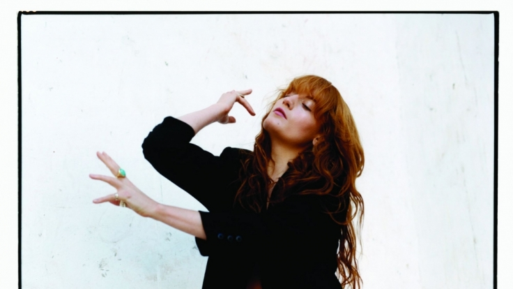 Florence and the Machine singen sich zurück