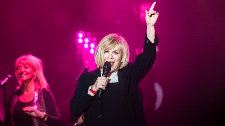 Mary Roos trat zuletzt bei der ESC-Party in Hamburg auf.