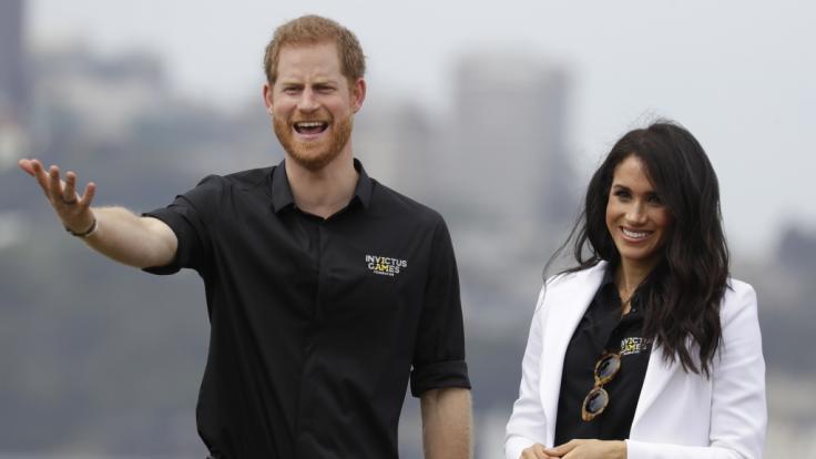 Prinz Harry und Herzogin Meghan sind Eltern geworden.