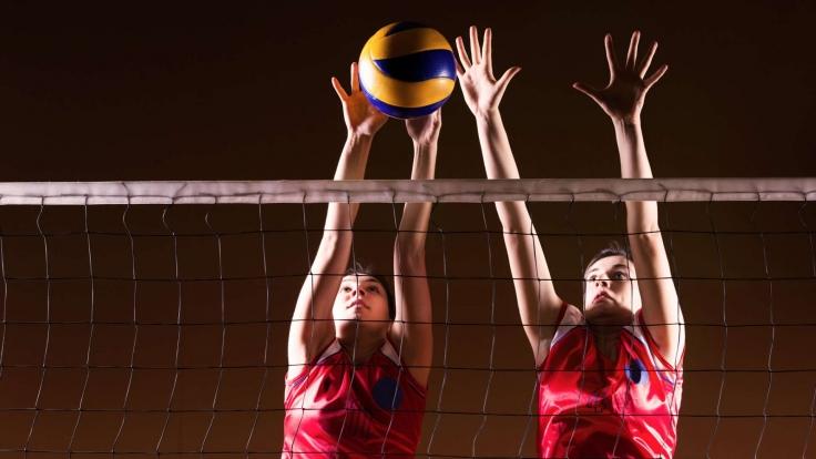Volleyball Live - Bundesliga bei SPORT1