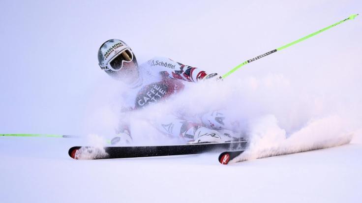Die Ski-alpin-Herren müssen umdisponieren: Der Riesenslalom, der am 5. und 6. Dezember 2020 eigentlich in Val d'Isère in Frankreich stattfinden sollte, musste wegen Schneemangels nach Santa Caterina Valfurva in Italien verlegt werden. (Foto)