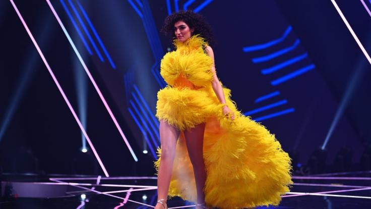 "Kandidatin Soulin belegte bei ""Germany's Next Topmodel 2021"" den dritten Platz (Foto)"