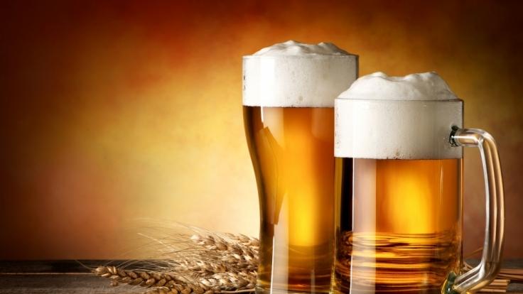 In London gibt es bald Bier zum Inhalieren. (Foto)