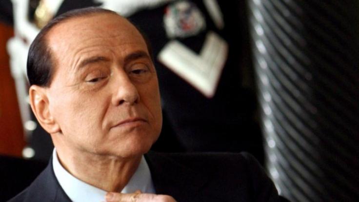 Bunga-Bunga-König Silvio Berlusconi.