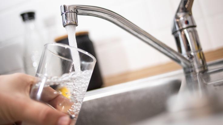 Die im August 2020 grassierende Hitze in Deutschland stellt die Wasserversorgung mancherorts auf eine harte Probe. (Foto)