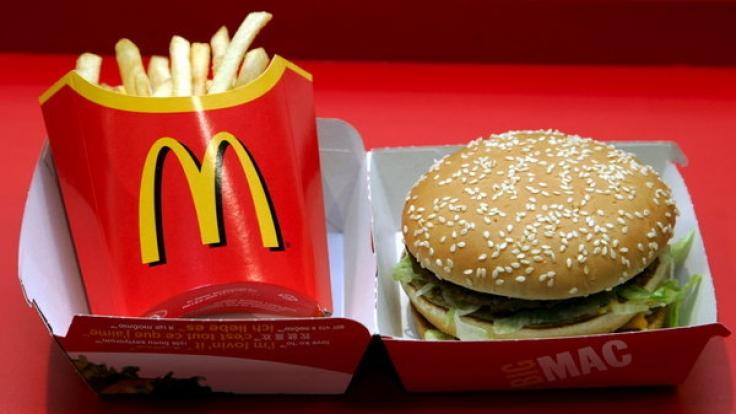 Burger-Gigant McDonalds will sich wieder mehr auf die traditionelle Speisekarte konzentrieren.