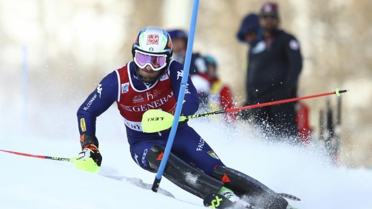 Die Ski-alpin-Herren sind am 12. und 13. Dezember 2020 in den Weltcup-Disziplinen Super G und Abfahrt in Val d'Isère gefordert. (Foto)