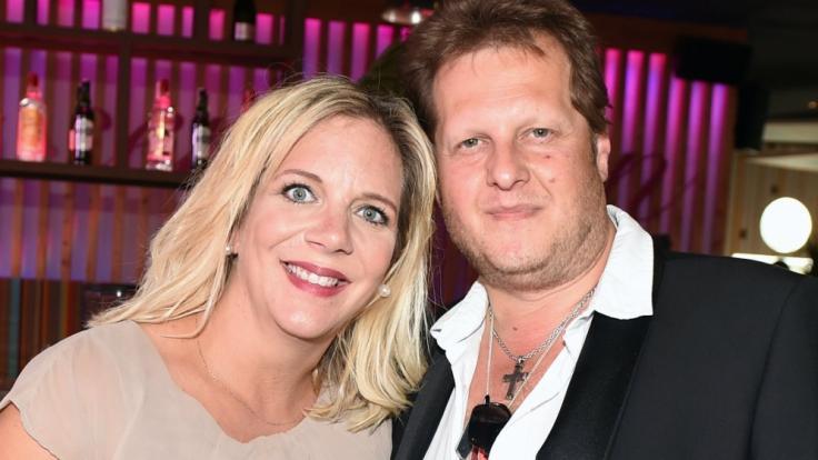 Daniela Büchner und Jens Büchner bringen es gemeinsam auf acht Kinder.